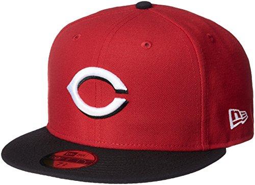 (ニューエラ)NEW ERA ベースボールウェア MLB ACPERF シンシナティ・レッズ ロードキャップ 17J 11449382 [ユニセックス] 11449382 チームカラー 7.3/8
