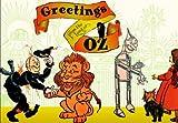 Greetings from Oz Postcard Portfolio (Potter Style)