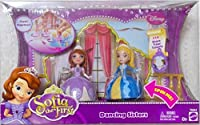 ちいさなプリンセスソフィア アンバー Dancing Sisters フィギュア 人形 おもちゃ ディズニープリンセス
