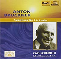 Symphony No 7 E Major by BRUCKNER (2006-09-26)