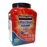 ■【KIRKLAND】 UltraClean カークランド ウルトラクリーン ランドリーパック 130回分(カプセル形) 液体洗濯洗剤