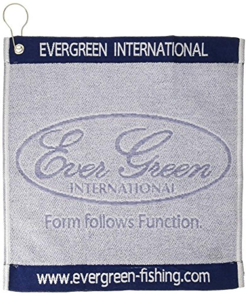 再編成する奴隷ふさわしいエバーグリーン(EVERGREEN) タオル EG ハンドタオル 350×350mm