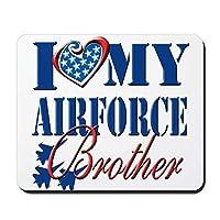 Yu Bo - 私は私のAirforce Brotherが大好き - 滑り止めラバーマウスパッド、ゲーミングマウスパッド