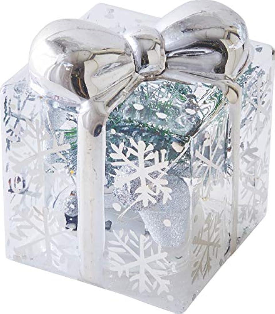 高価な適応的カーテンカメヤマキャンドルハウス LEDプレゼントボックス 1個