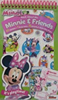 Artistic Studios Book About Me: Minnie & Friends, It's Playtime