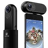 Insta360 ONE 360度カメラ/iOSとAndroid両方対応/24MP (7K)写真/4Kビデオ【日本正規代理店品】日本語取説・1年保証付き CINONEC/A