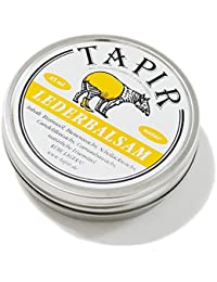 「革に栄養を与えながら艶出し効果もある油性ワックス」 (タピール)TAPIR レーダーバルサム NATURAL tapir66230 サイズfree 色NATURAL