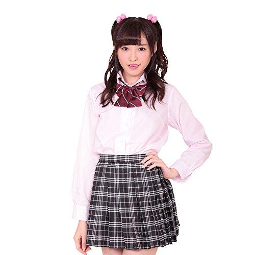 [Mcos, ultimate LOVE uniform red trip Ribbon / whoever look pretty simple uniform!