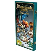 Asmodee Editions MASC02 Mascarade Expansion Board Gameおもちゃ[並行輸入品]