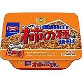 マルちゃん 亀田の柿の種味焼そば 107g×12個