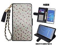 「kaupili」 Samsung Galaxy S9+/S9 Plus SC-03K docomoケース 鏡/ミラー付き カード収納 スタンド機能 手帳型 お財布機能付き 化粧鏡付き