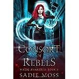 Consort of Rebels: A Reverse Harem Urban Fantasy