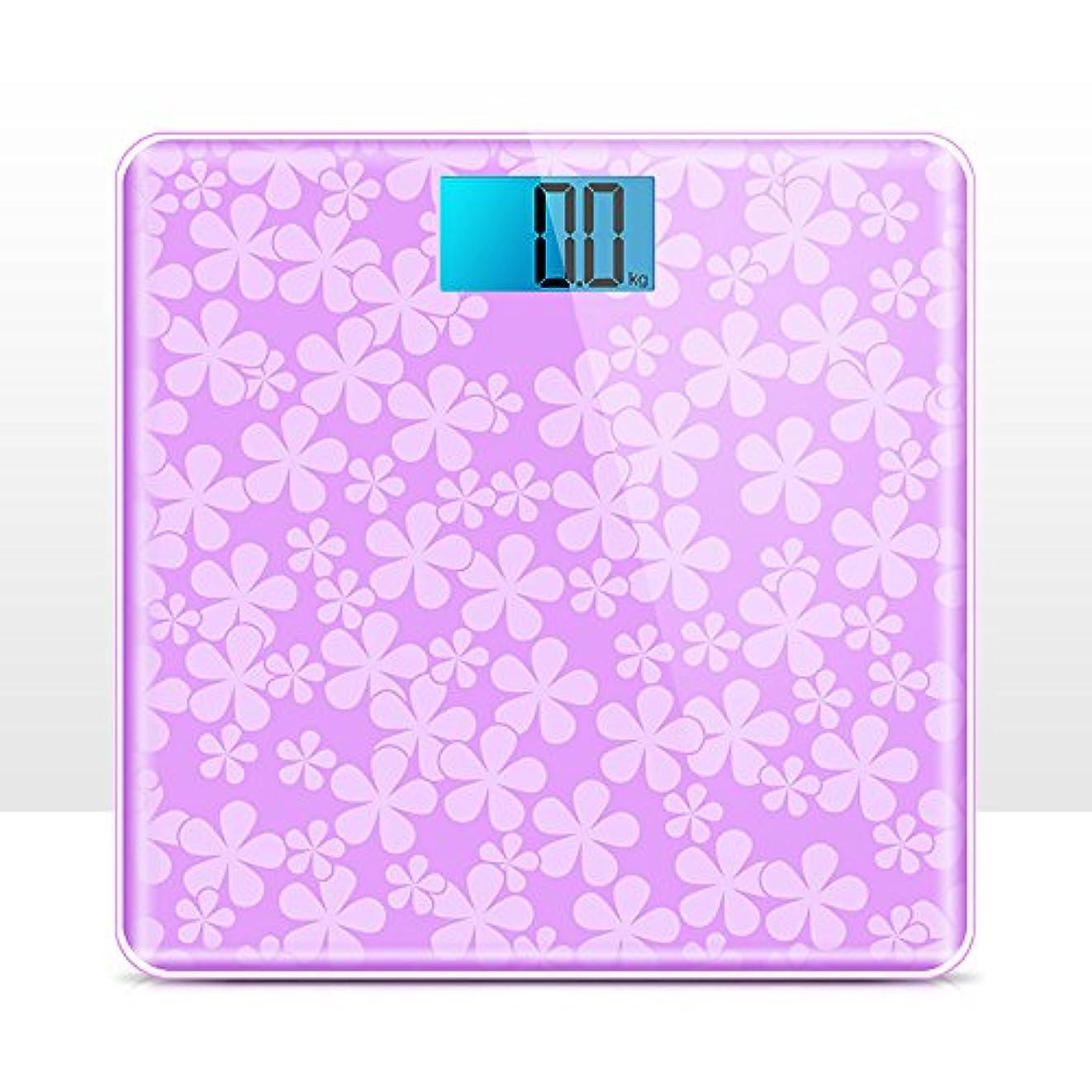 する必要がある安いですラウンジSYF 体重計 LCDモニター電子スケール体重計家計健康スケールラウンドスケール体重計180kg 300x310x35mm