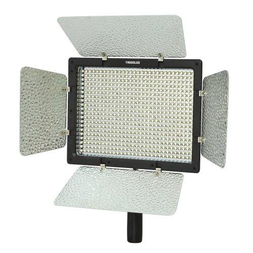 Yongnuo 600 LEDビデオライト 600球のLEDを搭載 カメラ&ビデオカメラ用