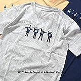 シップス(メンズ)(SHIPS) SU: BEATLES Tシャツ【グレー系/LARGE】
