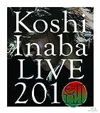 Koshi Inaba LIVE 2010~en 2~ [Blu-ray] 画像