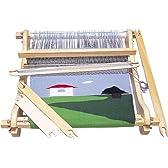 木製大型手織機 ウィービングルーム