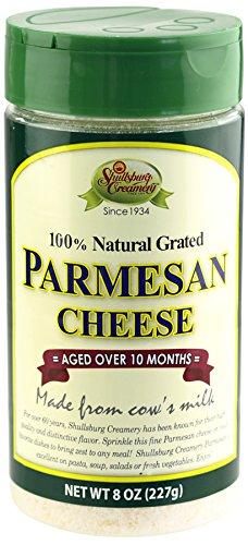 エスエルジャパン Shullsburg Creamery パルメザンチーズ 227g×2個