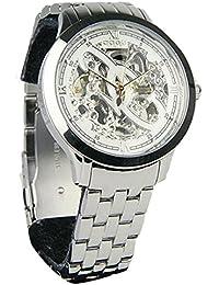 (コグ) COGU 両面スケルトン 腕時計 オートマチック 3001M WH ホワイト 並行 [時計] [時計]