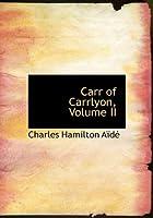 Carr of Carrlyon