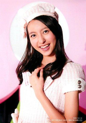 AKB48 公式生写真 永遠プレッシャー 通常盤 封入特典 初恋バタフライ Ver. 【森保まどか】