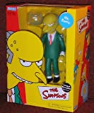 Simpsons Mr. Burns 9-inch Faces of Springfield Figure by Playmates [並行輸入品]