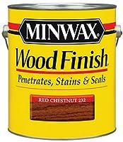 Minwax 710460000 Wood Finish, 1 gallon, Red Chestnut by The Sherwin-Williams Company (HI) [並行輸入品]
