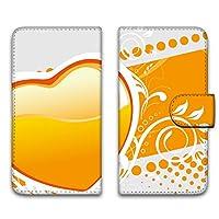WHITENUTS iPhoneXS Max ケース 手帳型 UVプリント手帳 パターンD (cw-1509) スマホケース アイフォンテンエス マックス 手帳 カバー スマホカバー WN-PR2330371_LL