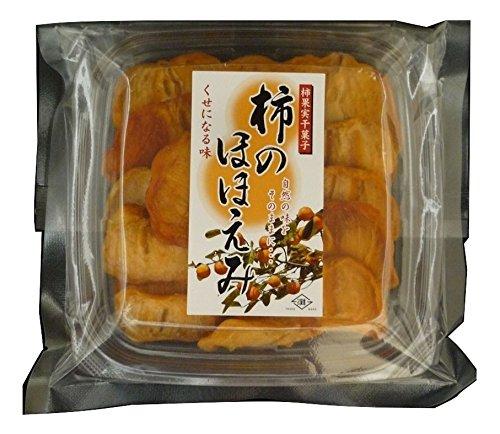 奈良県・和歌山県特産富有柿 ドライ柿  柿のほほえみ(国産) 80g