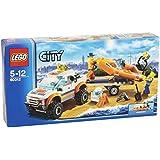 レゴ (LEGO) シティ 4WDダイビングボートキャリアー 60012