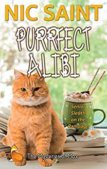 Purrfect Alibi (The Mysteries of Max Book 9) by [Saint, Nic]