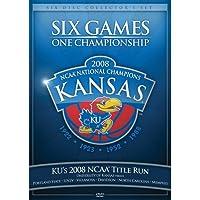 2008 Kansas Ncaa Title Run Six Games One [DVD] [Import]