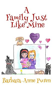 A Family Just Like Mine by [Puren, Barbara-Anne]