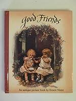 Good Friends: Pop-up Book (Mini-Nister Pop-ups)