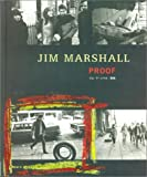 JIM MARSHALL 「PROOF」 ジム・マーシャル「密着」 (クロニクル・ブックス日本語版)