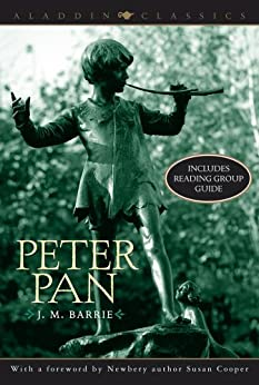 Peter Pan (Aladdin Classics) by [Barrie, J.M.]