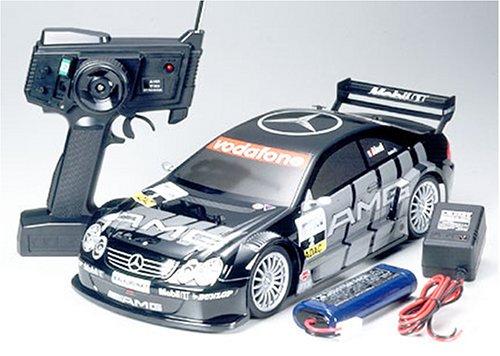 1/10 XB(エキスパートビルト)シリーズ CLK-DTM 2002 AMG-メルセデス(1/2)