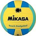 ミカサ(MIKASA) ビーチドッヂボール2号 MGBD160-YLG YLG イエロー/ライトグリーン 1号球