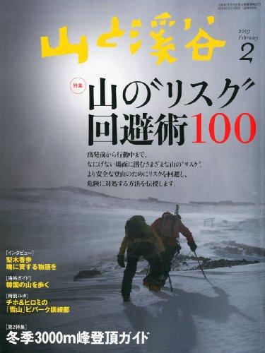 山と渓谷 2013年 02月号 [雑誌]の詳細を見る