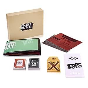 Cenblue Secret Hitler秘密のヒトラーボードカードゲーム – 隠れたアイデンティティカードゲームの家族、友人パーティー