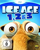 Ice Age Trilogie 1-3 [DVD] [Import]
