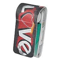 スマコレ IQOS専用 レザーケース 【従来型/新型 2.4PLUS 両対応】 専用 ケース カバー 合皮 カバー 収納 ラブリー LOVE ハート 001081