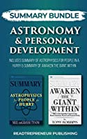 Summary Bundle: Astronomy & Personal Development - Readtrepreneur Publishing: Includes Summary of Astrophysics for People in a Hurry & Summary of Awaken the Giant Within