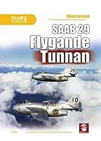 Saab 29 'Flygande Tunnan' (Yellow)