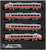 グリーンマックス Nゲージ 30534 E653系 フレッシュひたち・オレンジ 4両編成セット (動力付き) (塗装済完成品)