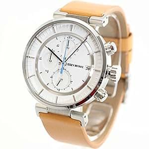 [イッセイミヤケ]ISSEY MIYAKE 腕時計 メンズ W ダブリュ クロノグラフ 和田智デザイン SILAY008