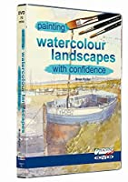 Painting Watercolour Landscapes with Confidence DVD with Brian Ryder