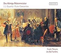 Quantz: Flute Concertos (2012-06-19)