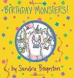 Birthday Monsters (Boynton on Board)