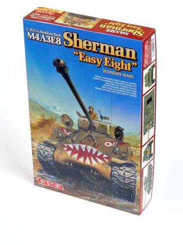 35-023 1/35  アメリカ中戦車  M4A3E8 シャーマン  イージーエイト   朝鮮戦争